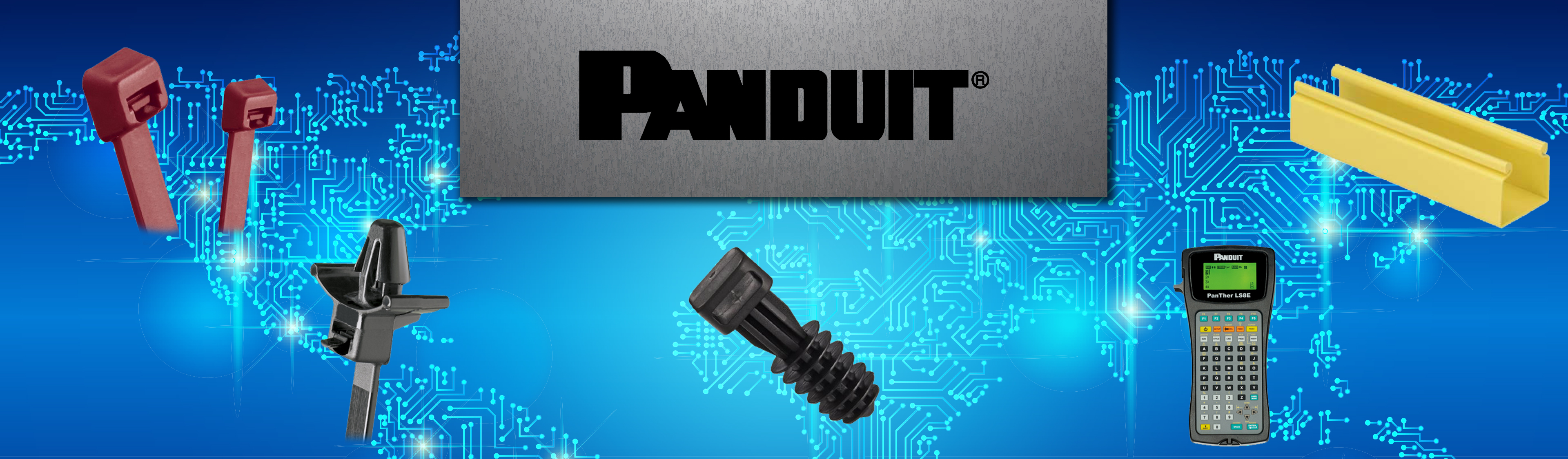 Slide site PANDUIT